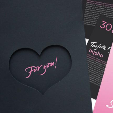 Oysho gift card